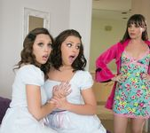 Adriana Chechik, Jade Nile - Mother's Secret Twins: Part One 2