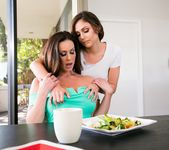 Ariana Marie, Kendra Lust - Almost Caught - Girlsway 6