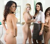 The Business of Women Part Six: The Showdown - Girlsway 8