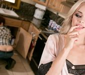 Elsa Jean, Lily Cade - The Plumber: Part One - Girlsway 2