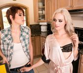 Elsa Jean, Lily Cade - The Plumber: Part One - Girlsway 4