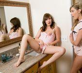 Kenna James, Alison Rey - Sleepover Sins - Girlsway 2