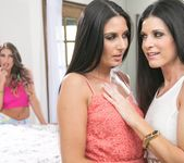 India Summer, Nikki Daniels, August Ames - Family United 2
