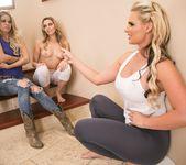 Mia Malkova, Phoenix Marie, Jessa Rhodes - The Stunt Double 5