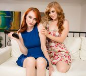 Penny Pax, Kendra James - Reluctant Rub - Girlsway 2