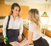 Shauna Skye, Blake Eden - Bad School Girls: Part One 2