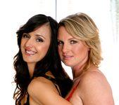 Autum Moon, Jasmine Jem - Lesbian Office Seductions #06 14