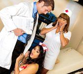 Jessica Bangkok, Chris Johnnson - Big Breast Nurses #04 2