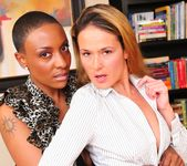 Lesbian Office Seductions #03 4