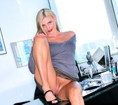 Darryl Hanah - Office Seductions 2