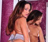 Michelle Lay, Satine Phoenix - Lesbian Babysitters 18
