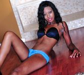 Lesbian Beauties #04 - Interracial Ebony And Ivory 4