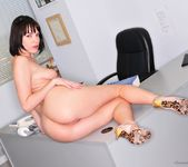 Dana DeArmond, Chloe - Lesbian Office Seductions #02 3