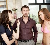 Dana DeArmond, Maddy OReilly - Couples Seeking Teens #10 3