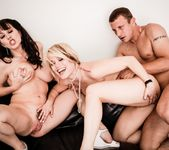 Ash Hollywood, RayVeness - Couples Seeking Teens #10 13