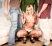 Cindy Dollar - Oral Fixation - 3 Dicks And A Chick 4