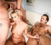 Cindy Dollar - Oral Fixation - 3 Dicks And A Chick 15