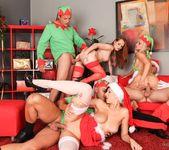 Bella Baby, Emylia Argan, Denisa Heaven - X-Mas Orgy 7