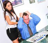 Ann Marie Rios - Office Perverts 4