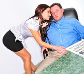 Ann Marie Rios - Office Perverts 5