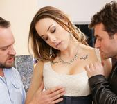 Chanel Preston - DP My Wife With Me 5