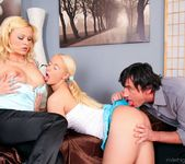 Kathy Sweet, Lady Pinkdot - 2 Pies One Guy 5