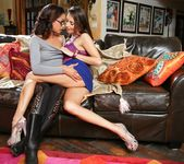 Skin Diamond, Celeste Star - Lesbian Office Seductions #09 3