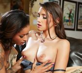 Skin Diamond, Celeste Star - Lesbian Office Seductions #09 4