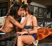 Skin Diamond, Celeste Star - Lesbian Office Seductions #09 5