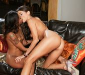 Skin Diamond, Celeste Star - Lesbian Office Seductions #09 8