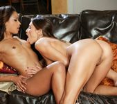 Skin Diamond, Celeste Star - Lesbian Office Seductions #09 9