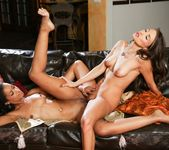 Skin Diamond, Celeste Star - Lesbian Office Seductions #09 12