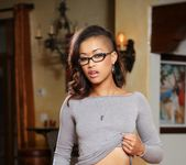 Skin Diamond, Celeste Star - Lesbian Office Seductions #09 16