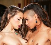 Skin Diamond, Celeste Star - Lesbian Office Seductions #09 29