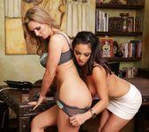 Tanya Tate, Adrianna Luna - Lesbian Office Seductions #09 4