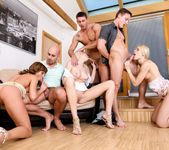 Sweet Cat, Bella Baby - Swingers Orgies #06 10