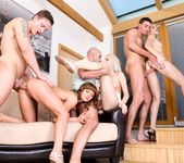 Sweet Cat, Bella Baby - Swingers Orgies #06 12