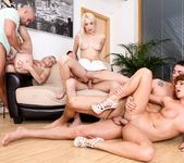 Sweet Cat, Bella Baby - Swingers Orgies #06 14