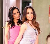 Christina Rose, Tia Cyrus - Lesbian Beauties #10 - Latinas 21