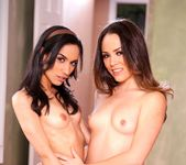 Christina Rose, Tia Cyrus - Lesbian Beauties #10 - Latinas 25