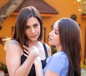 Raylene, Lola Foxx - Lesbian Beauties #10 - Latinas 23
