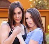 Raylene, Lola Foxx - Lesbian Beauties #10 - Latinas 24