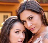 Raylene, Lola Foxx - Lesbian Beauties #10 - Latinas 29