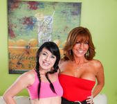Megan Piper, Tara Holiday - 3Somes-Me, You And Your Daughter 7