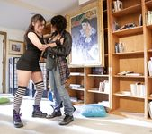 Sinn Sage, Raven Rockette - Girls Kissing Girls Volume 14 2
