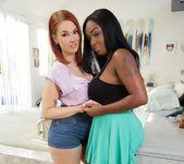 Siri, Layton Benton - Lesbian Beauties #12 18