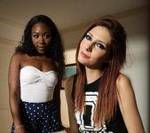 Chanell Heart, Ashlyn Molloy - Lesbian Beauties #12 19