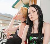 Miley May, Veruca James - Lesbian Stepsisters 19