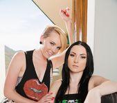 Miley May, Veruca James - Lesbian Stepsisters 24