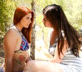 Sovereign Syre, Rose Red - Couples Seeking Teens #16 2